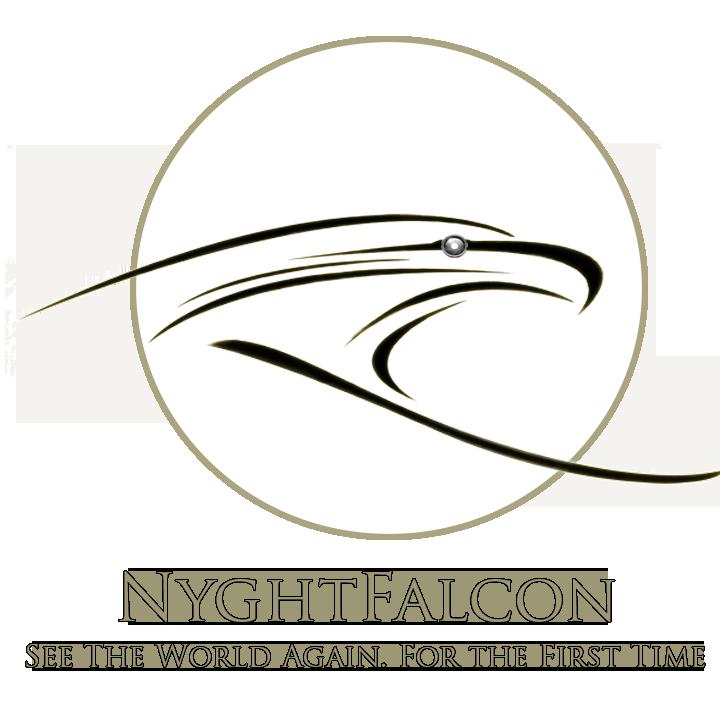 The House of NyghtFalcon Portal Retina Logo