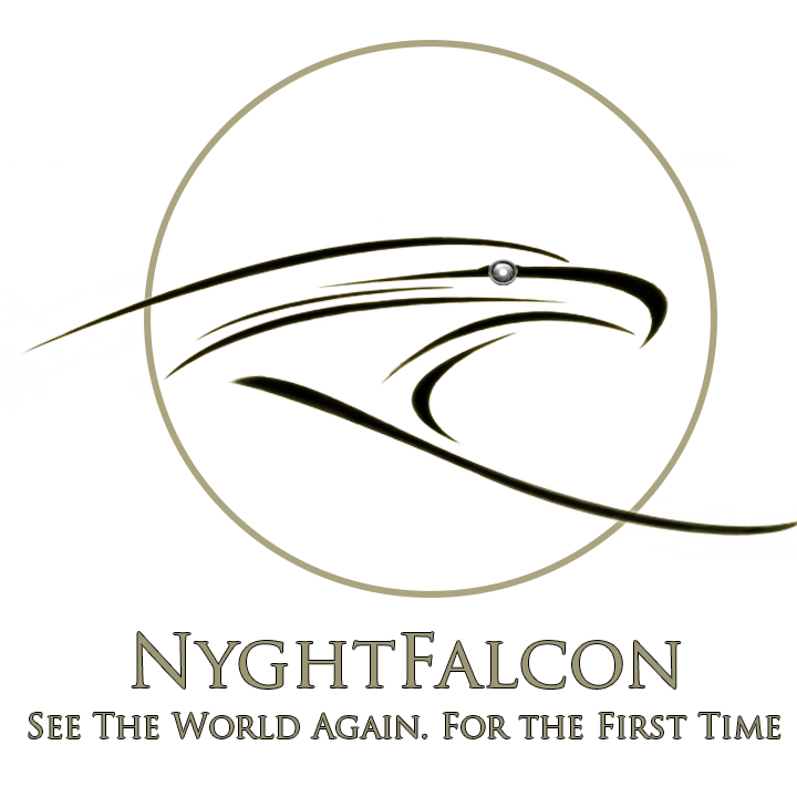 The House of NyghtFalcon Portal Retina Logo