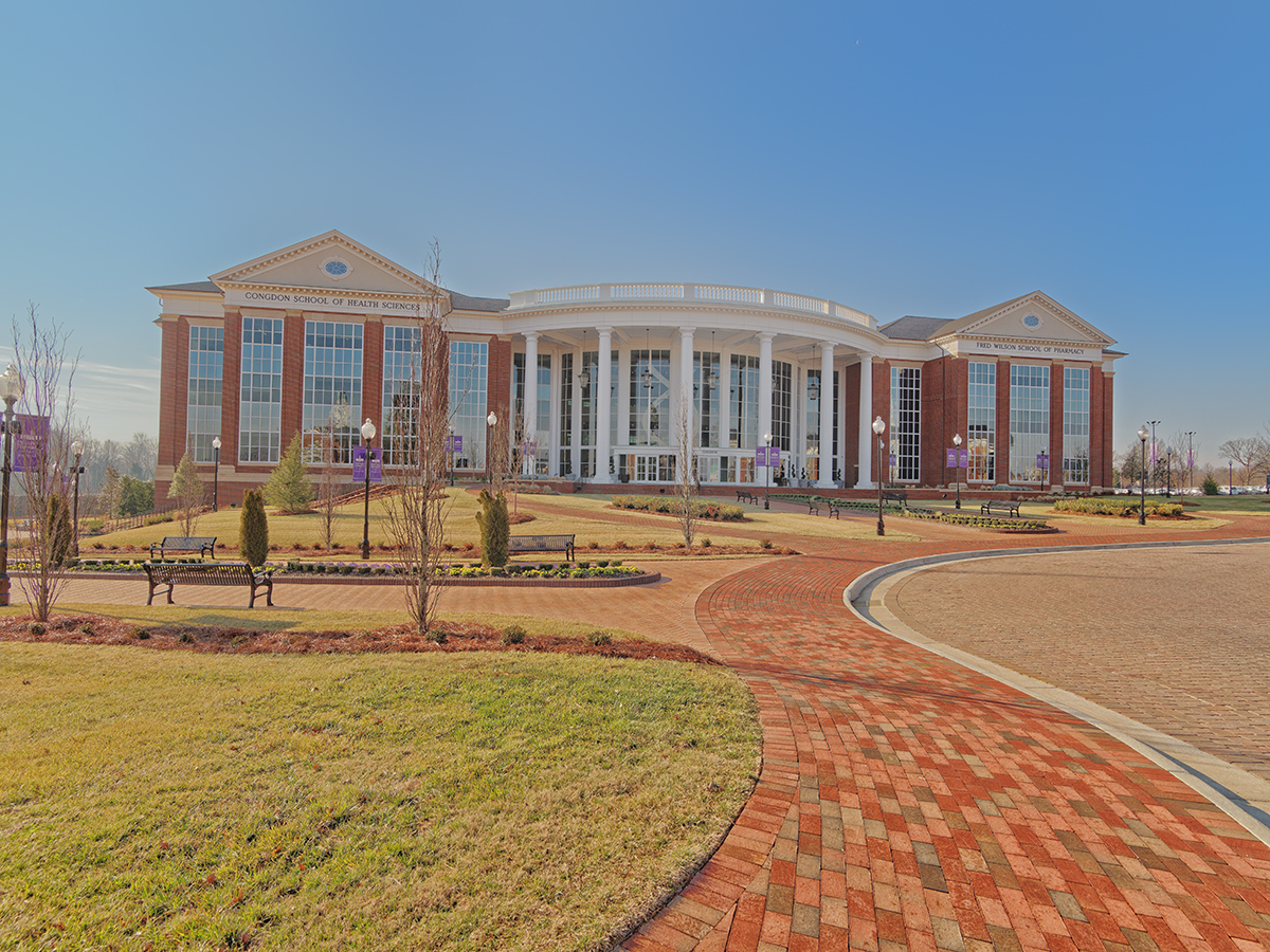 HPU Medical Sciences Building C. NyghtFalcon 2018