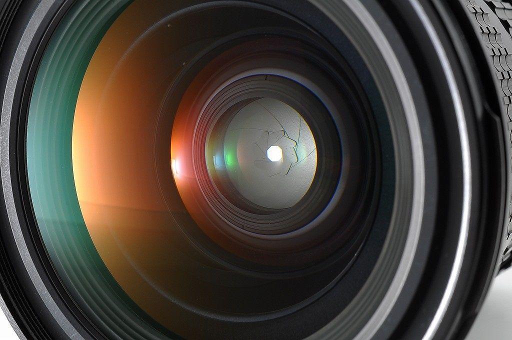 Pentax 6X7 55-100 MM Lens - Diaphragm