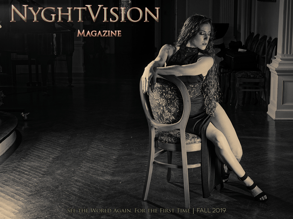 NyghtVision Magazine Vol 9 #4